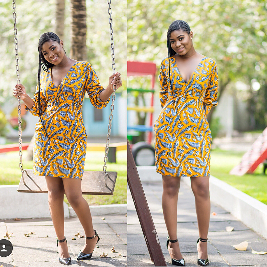 40+ Latest New Ankara Short Gown Styles 2018 for Bright Ladies African Fashion Trend ...