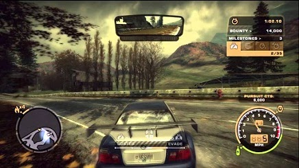 Need For Speed NFS Rivals Car Racing Game