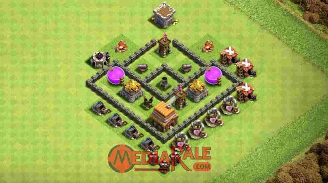 Base coc th 4