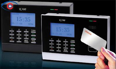 máy chấm công thẻ từ giá rẻ tại Hải Phòng