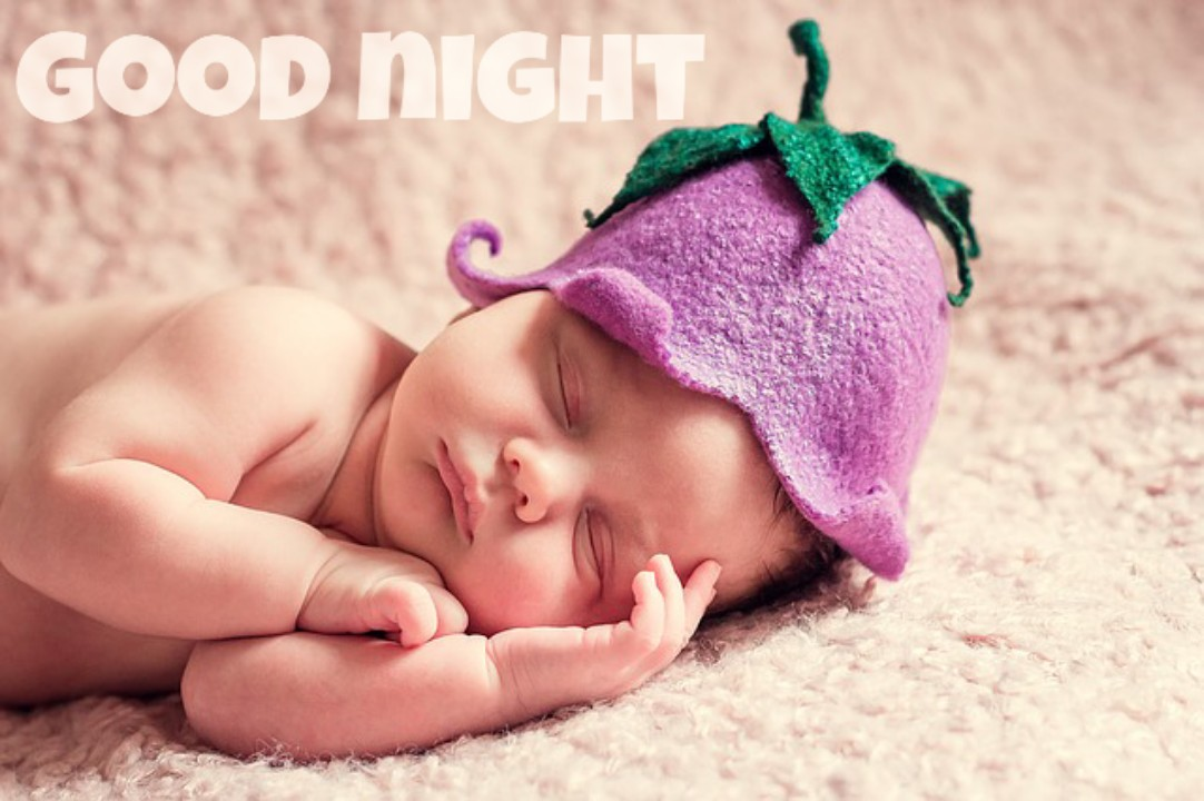 good night images for whatsapp free download hd with babies