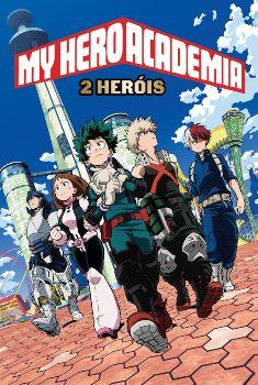 My Hero Academia: 2 Heróis Torrent – BluRay 720p/1080p Dual Áudio<