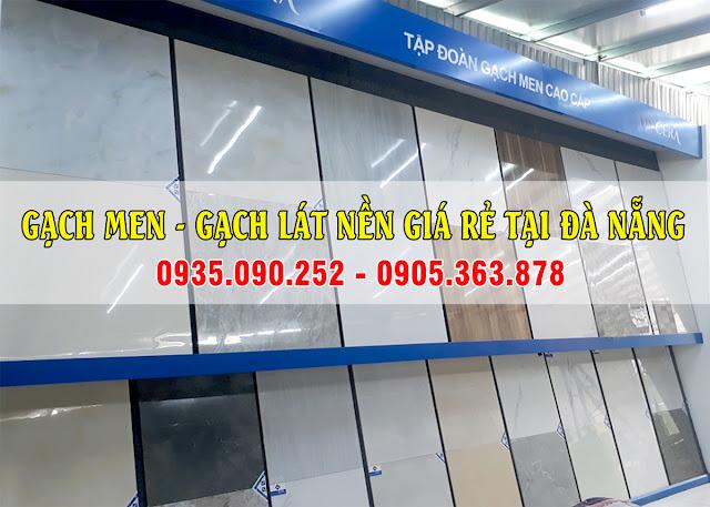 Gạch lát nền giá rẻ tại Đà Nẵng