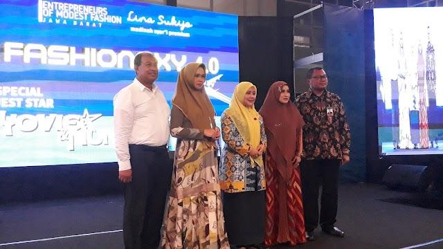 Fashionaxy 4.0 Hijab Expo di Bandung, Targetkan Nilai Transaksi Mencapai 3 Miliar