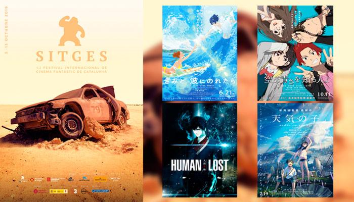 Programación japonesa de la 52ª edición del Festival Internacional de Cine Fantástico de Sitges - Anime