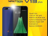 Firmware MAXTRON V13 All Version