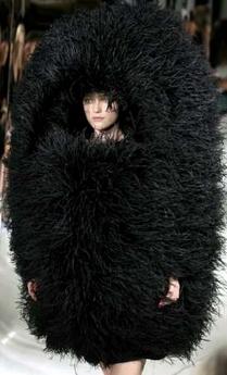 Terrible Fashion Black Dhalia