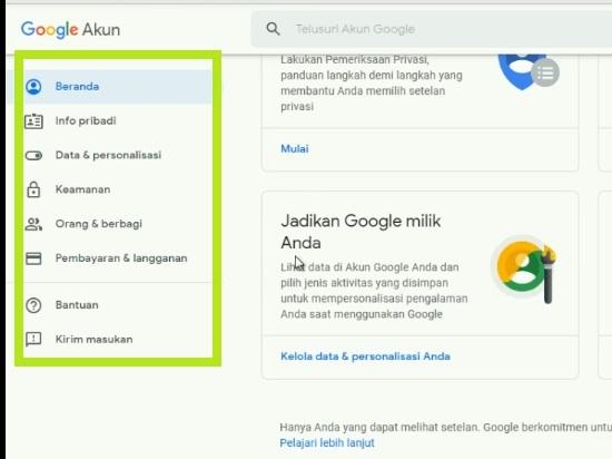 Keuntungan Memiliki Akun Google 2