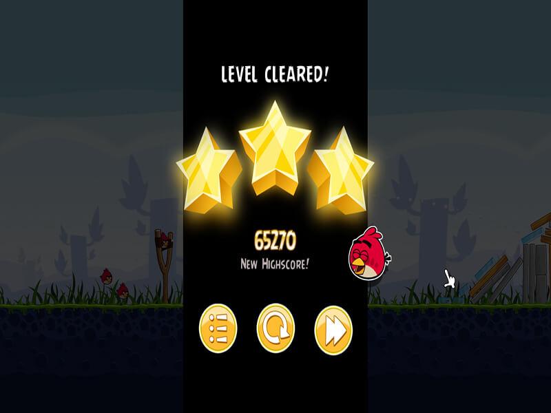 لعبة Angry Birds