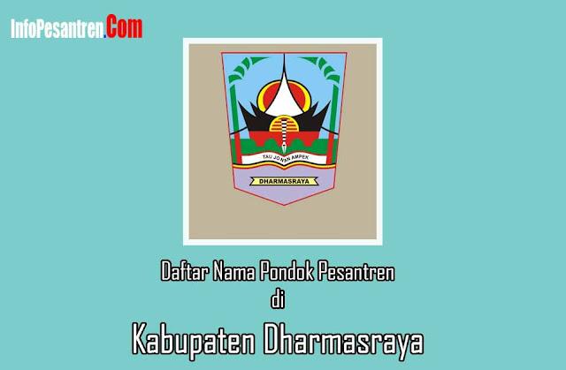 Pesantren di Kabupaten Dharmasraya