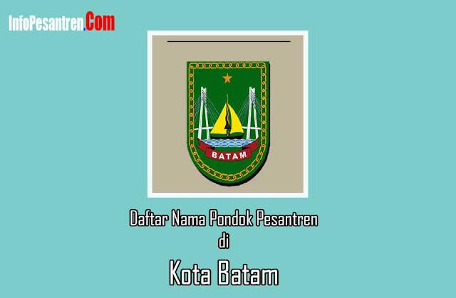 Pondok Pesantren di Kota Batam