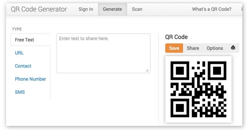 FlapJack Educational Resources: How to Create QR Codes