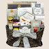 Hamper Giỏ quà tết cao cấp thành phần nhập khẩu từ mỹ