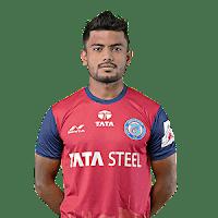Jamshedpur FC Mid-Fielders