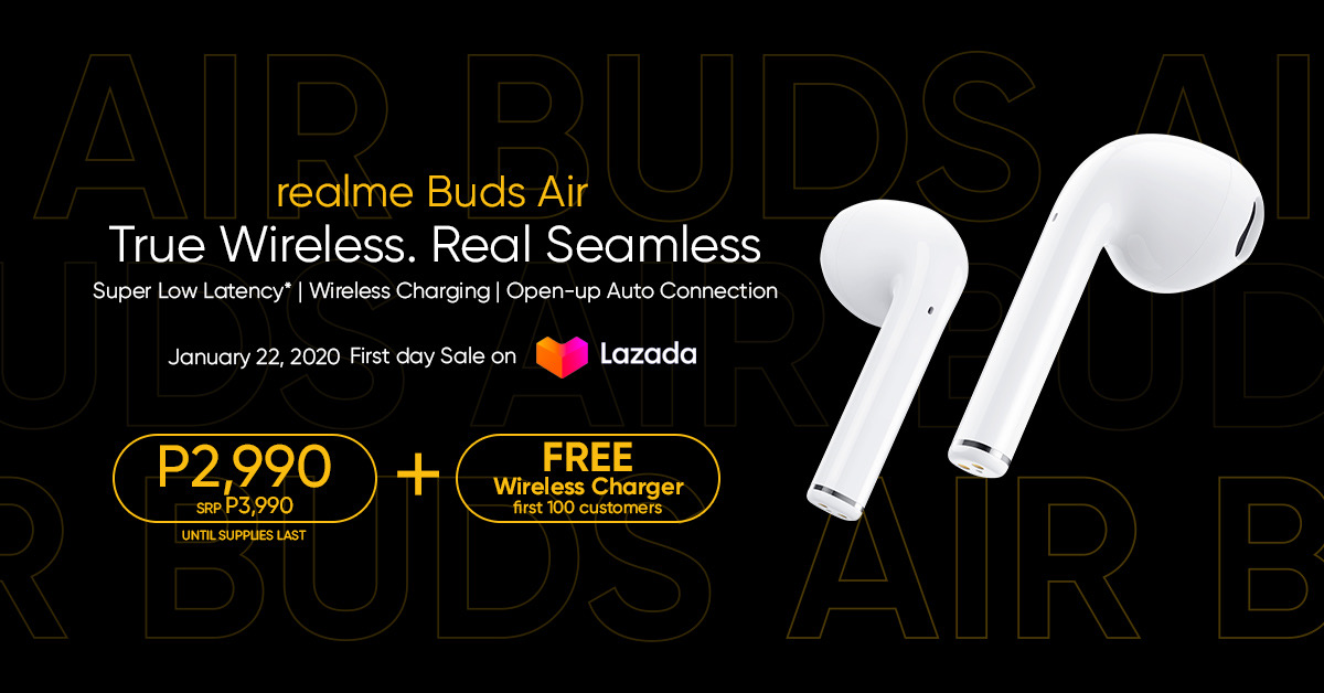 Realme Buds Air TWS