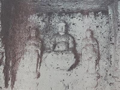 伝釈迦三尊像