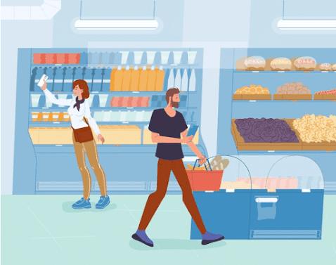 Activity: Conversation at the Market