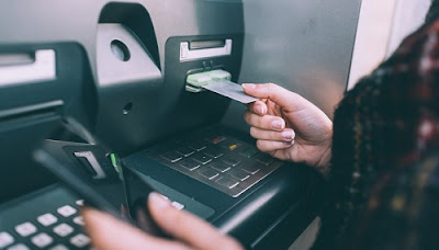 ATMs Declined