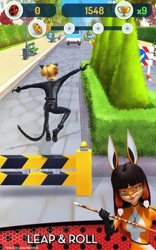 Miraculous Ladybug & Cat Noir - The Official Game MOD APK v1.0.4 for Android Original Version Terbaru 2018 - JemberSantri