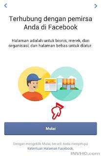 Membuat Halaman atau Fanspage Facebook