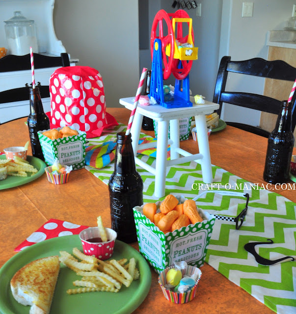Summer Survival For The Kids- Throw A Carnival Themed