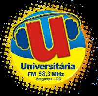 Rádio Universitária FM de Aragarças GO Ao vivo