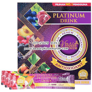 Platinum Drink (sachet)
