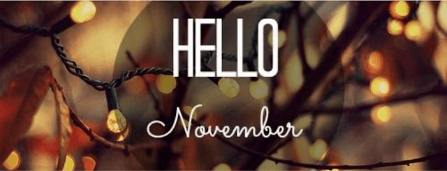 Hari Penting Yang diperingati Dibulan November