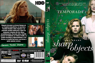 CARATULA SHARP OBJECTS - 2018 TEMPORADA 1 - [SERIE TV]