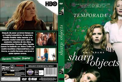 CARATULA SHARP OBJECTS - 2018 TEMPORADA 1 - [SERIE TV]