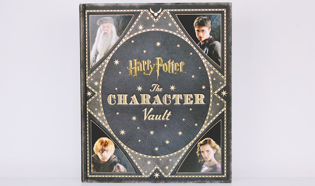 Harry Potter Character Vault Book Giveaway Competition