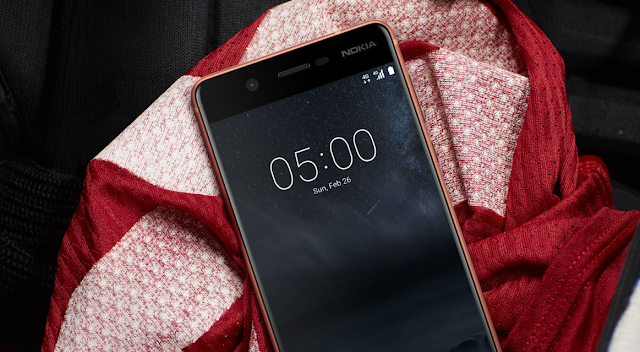 Nokia 5 will be available in India starting August 15