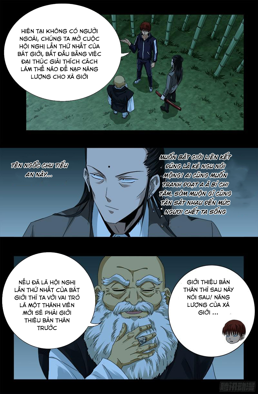 Huyết Ma Nhân Chap 356 - Trang 4