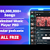 Free Music Player & Podcast Downloader
