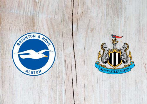 Brighton & Hove Albion vs Newcastle United Full Match & Highlights 20 July 2020
