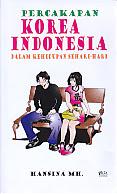 Judul Buku : PERCAKAPAN KOREA INDONESIA DALAM KEHIDUPAN SEHARI-HARI
