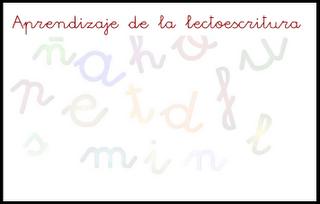 Método de Lectoescritura – José Bustillo