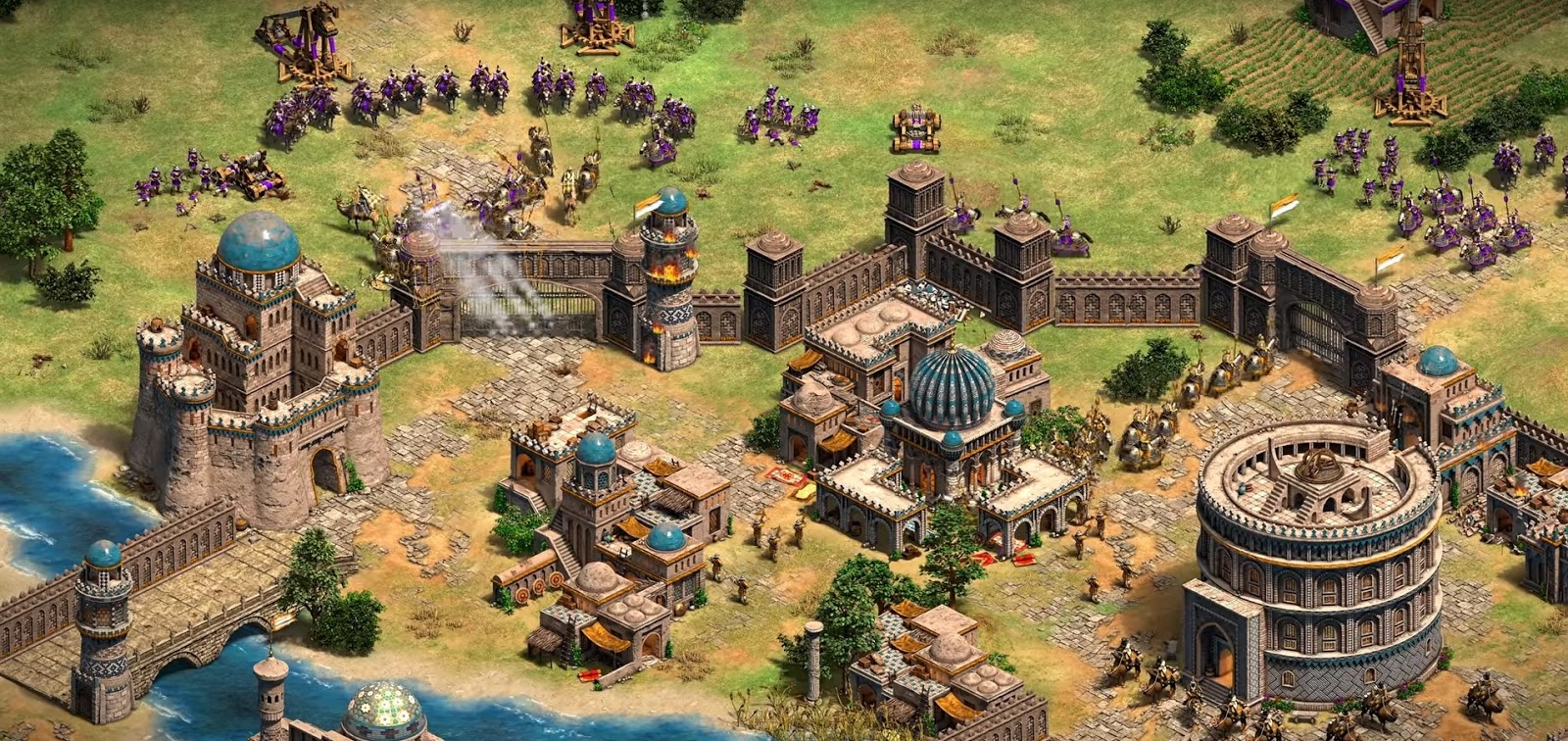 أفضل 10 ألعاب استراتيجية للحاسوب