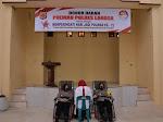 Setetes Darah Polwan Polres Langsa Untuk Masyarakat dalam Rangka Menyambut Hari Jadi Polwan ke-72