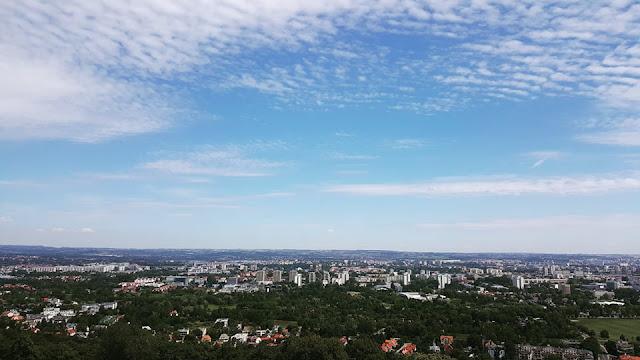 Widoki Krakowa