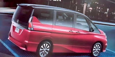 Gambar Spesifikasi Nissan Serena Type Highway Star