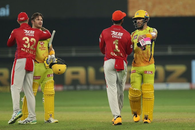 IPL 2020 18th Match CSK vs KXIP Highlights: चेन्नई ने पंजाब को 10 विकेट से हराया