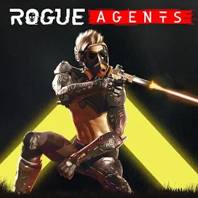 Download MOD APK Rogue Agents: Online TPS Multiplayer Shooter Latest Version