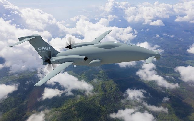 First MALE Drone Hits The Skies