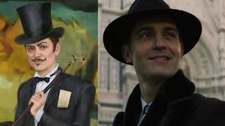 Arséne Lupin y Berlin de La Casa de Papel