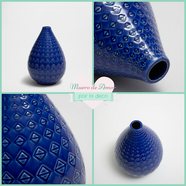 Jarrones Azules para Decorar tu Casa-Zara Home-By Ana Oval-5