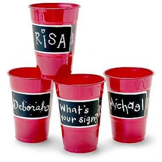 label your cups-tailgating tips