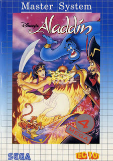 Jogue online Aladdin Master System Disney
