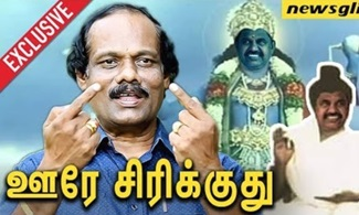 Leoni Laugh at Edappadi's God based Advertisment | Interview