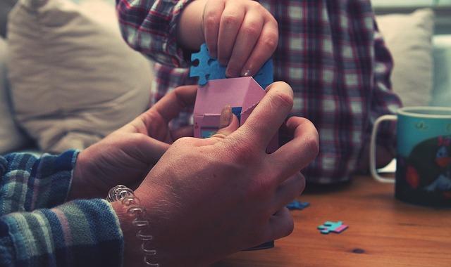 Wyjątkowa rola puzzli dla dzieci